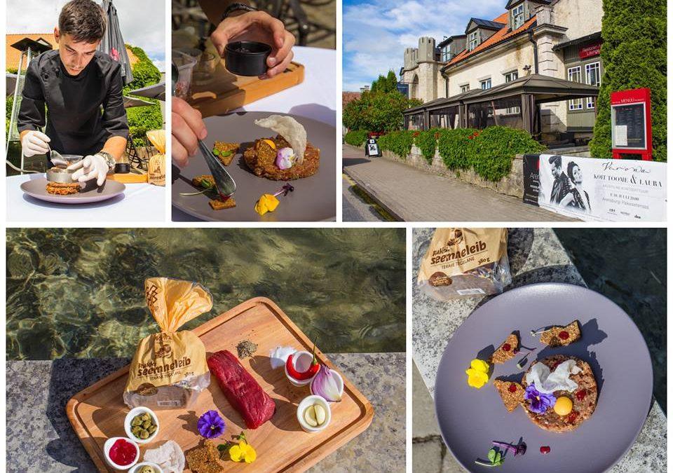 Koostöö restoranidega: Arensburg