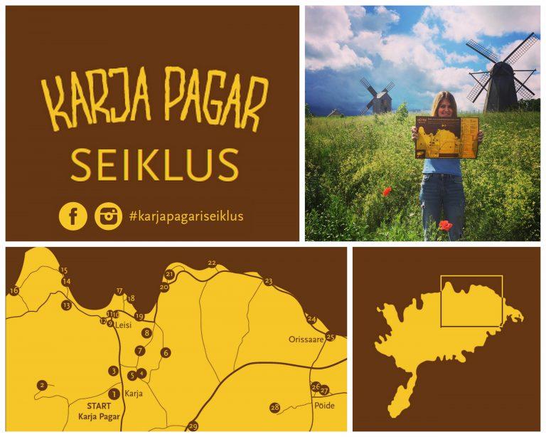 Tule seiklema Saaremaale!