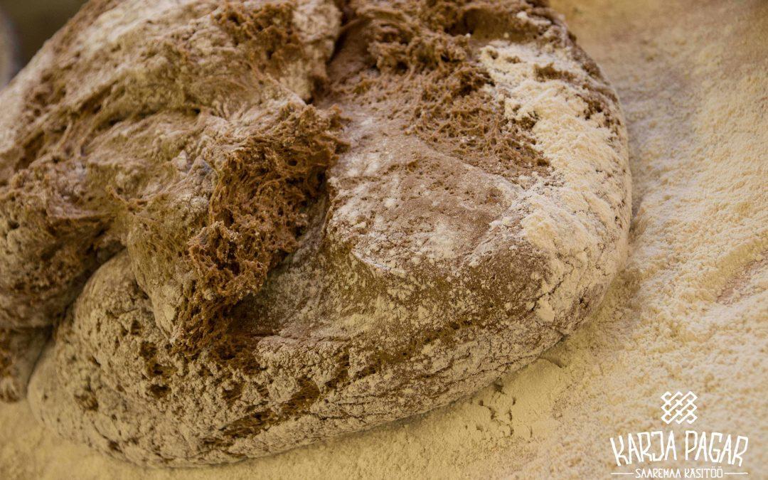 Räägime ausalt juuretisega leivast ja pärmist