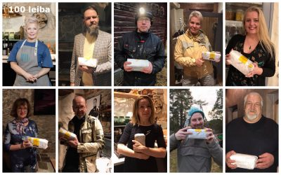 Evelini leib #eesti100